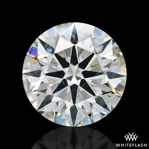 1.091 ct H SI2 Premium Select Round Cut Loose Diamond