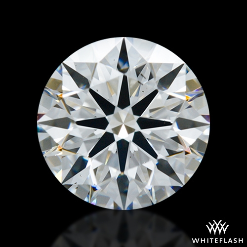 1.154 ct E VS2 A CUT ABOVE® Hearts and Arrows Super Ideal Round Cut Loose Diamond