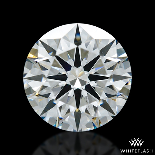 1.39 ct F VS2 A CUT ABOVE® Hearts and Arrows Super Ideal Round Cut Loose Diamond