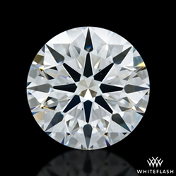 1.404 ct D VS1 A CUT ABOVE® Hearts and Arrows Super Ideal Round Cut Loose Diamond