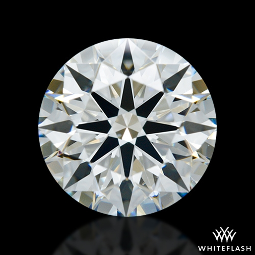 1.585 ct H VS1 A CUT ABOVE® Hearts and Arrows Super Ideal Round Cut Loose Diamond