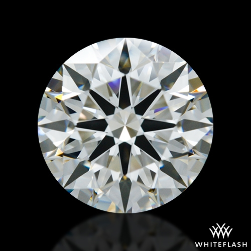 1.703 ct H VS1 A CUT ABOVE® Hearts and Arrows Super Ideal Round Cut Loose Diamond