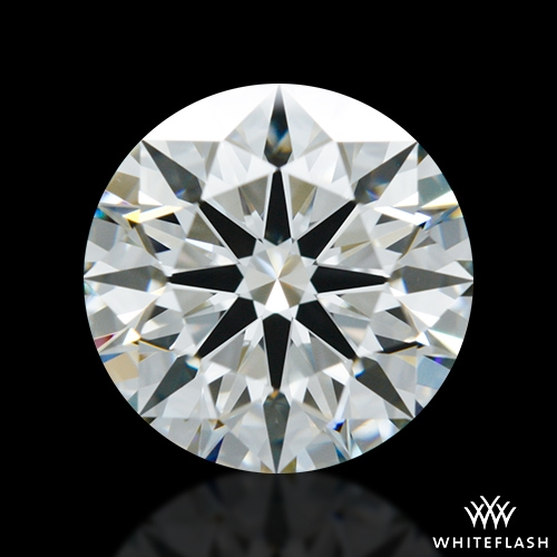 1.748 ct H VS1 A CUT ABOVE® Hearts and Arrows Super Ideal Round Cut Loose Diamond
