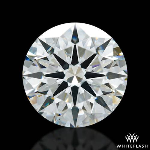 1.742 ct H SI1 A CUT ABOVE® Hearts and Arrows Super Ideal Round Cut Loose Diamond