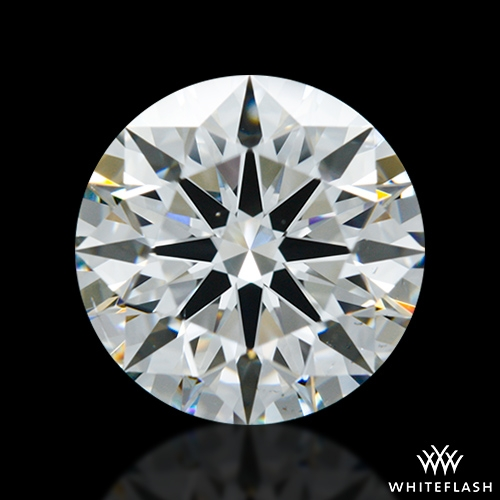 1.792 ct G VS2 A CUT ABOVE® Hearts and Arrows Super Ideal Round Cut Loose Diamond