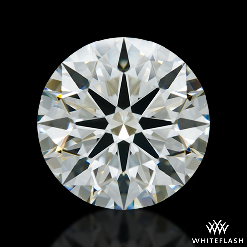 1.797 ct J VS2 A CUT ABOVE® Hearts and Arrows Super Ideal Round Cut Loose Diamond
