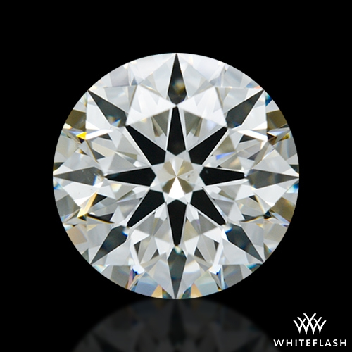 2.552 ct H VS2 A CUT ABOVE® Hearts and Arrows Super Ideal Round Cut Loose Diamond