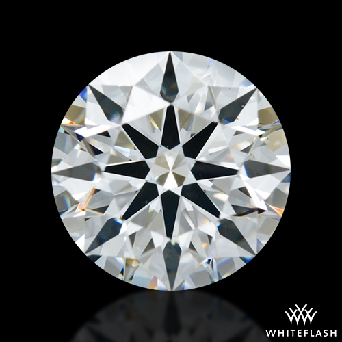 1.782 ct F VS2 A CUT ABOVE® Hearts and Arrows Super Ideal Round Cut Loose Diamond