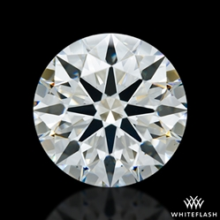 2.422 ct I VS2 A CUT ABOVE® Hearts and Arrows Super Ideal Round Cut Loose Diamond