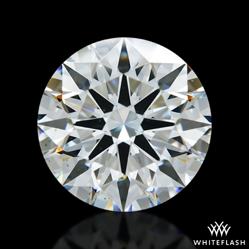 2.52 ct F VS2 A CUT ABOVE® Hearts and Arrows Super Ideal Round Cut Loose Diamond