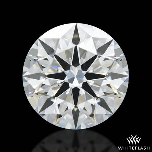 1.202 ct G VS2 A CUT ABOVE® Hearts and Arrows Super Ideal Round Cut Loose Diamond