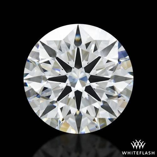 2.067 ct F VS1 A CUT ABOVE® Hearts and Arrows Super Ideal Round Cut Loose Diamond