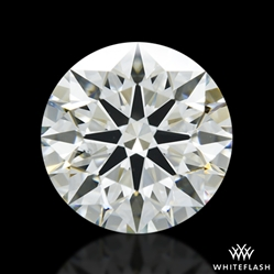 2.01 ct J SI1 A CUT ABOVE® Hearts and Arrows Super Ideal Round Cut Loose Diamond