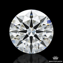 0.81 ct E VS1 A CUT ABOVE® Hearts and Arrows Super Ideal Round Cut Loose Diamond