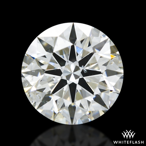 0.805 ct H SI1 Expert Selection Round Cut Loose Diamond