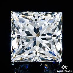1.34 ct G VS1 A CUT ABOVE® Princess Super Ideal Cut Diamond