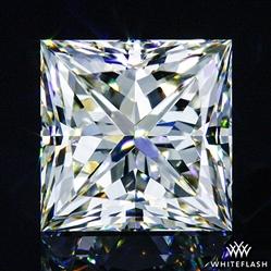 0.536 ct J VS1 A CUT ABOVE® Princess Super Ideal Cut Diamond