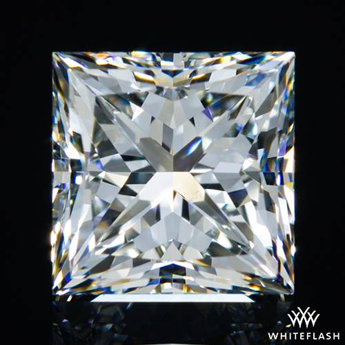 1.71 ct G VS2 A CUT ABOVE® Princess Super Ideal Cut Diamond