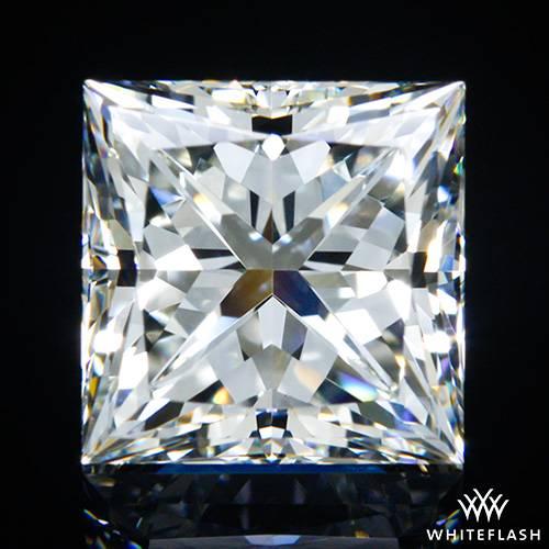 2.016 ct H VS2 A CUT ABOVE® Princess Super Ideal Cut Diamond