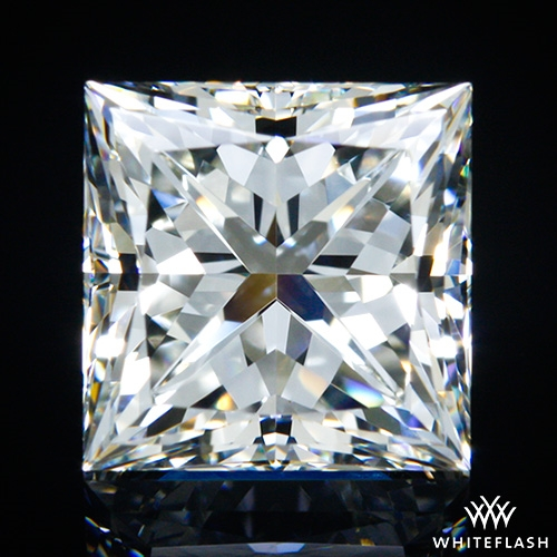 2.016 ct H VS2 A CUT ABOVE® Princess Super Ideal Cut Diamond