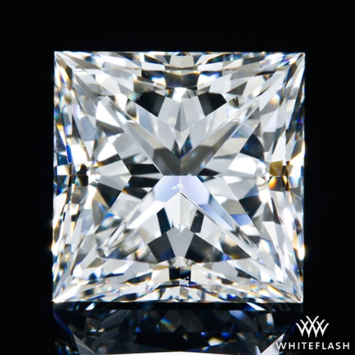 2.018 ct H VS2 A CUT ABOVE® Princess Super Ideal Cut Diamond