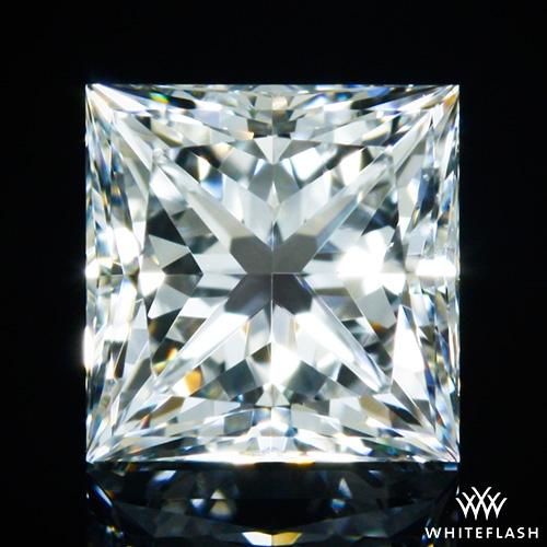 0.513 ct G VS1 A CUT ABOVE® Princess Super Ideal Cut Diamond