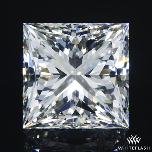 2.016 ct J VS1 A CUT ABOVE® Princess Super Ideal Cut Diamond