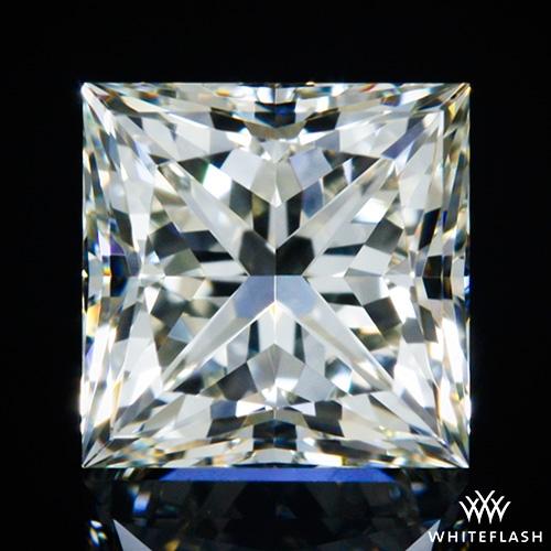 1.008 ct F VS2 A CUT ABOVE® Princess Super Ideal Cut Diamond