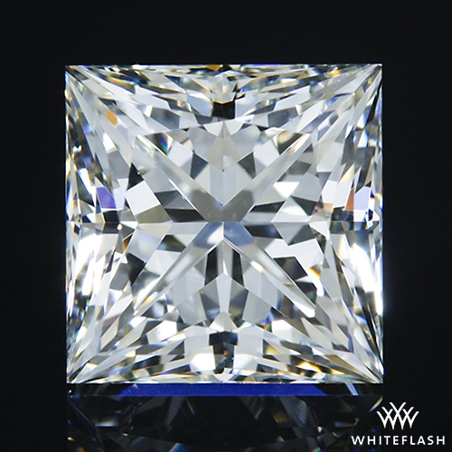 2.005 ct I VS1 A CUT ABOVE® Princess Super Ideal Cut Diamond