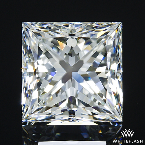2.092 ct H VS1 A CUT ABOVE® Princess Super Ideal Cut Diamond