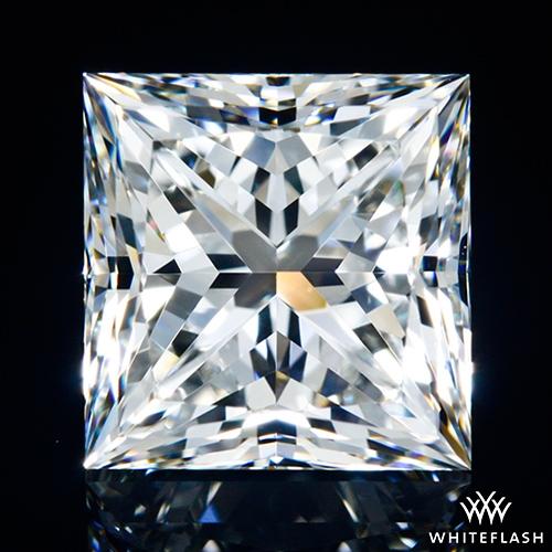 2.015 ct I VVS2 A CUT ABOVE® Princess Super Ideal Cut Diamond