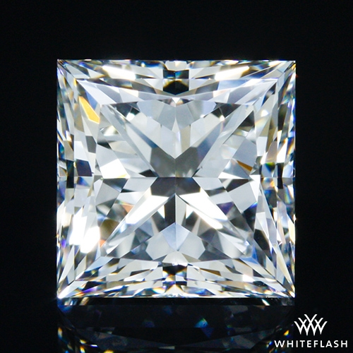 2.351 ct G VS1 A CUT ABOVE® Princess Super Ideal Cut Diamond