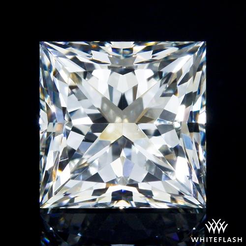 0.868 ct I VVS1 Expert Selection Princess Cut Loose Diamond