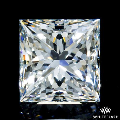 0.991 ct G VS1 A CUT ABOVE® Princess Super Ideal Cut Diamond