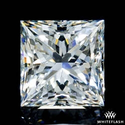0.991 ct G VS1 A CUT ABOVE® Princess Super Ideal Cut Diamond