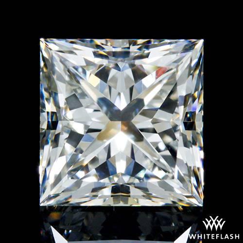 1.39 ct H VVS2 A CUT ABOVE® Princess Super Ideal Cut Diamond