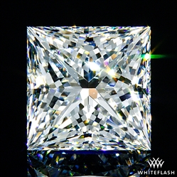 3.512 ct G VS2 A CUT ABOVE® Princess Super Ideal Cut Diamond