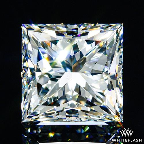2.005 ct G VS2 A CUT ABOVE® Princess Super Ideal Cut Diamond