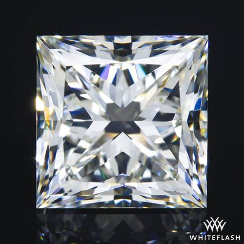 2.102 ct I VS1 Expert Selection Princess Cut Loose Diamond