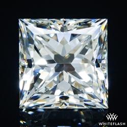 1.01 ct H VS2 A CUT ABOVE® Princess Super Ideal Cut Diamond
