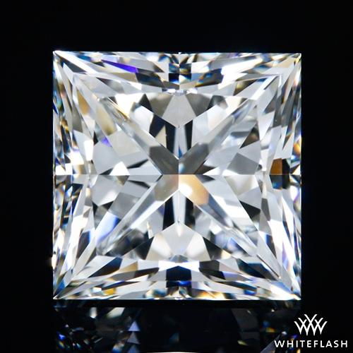 2.02 ct H VS1 A CUT ABOVE® Princess Super Ideal Cut Diamond