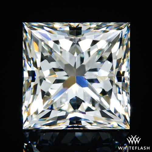 1.747 ct H VS1 A CUT ABOVE® Princess Super Ideal Cut Diamond