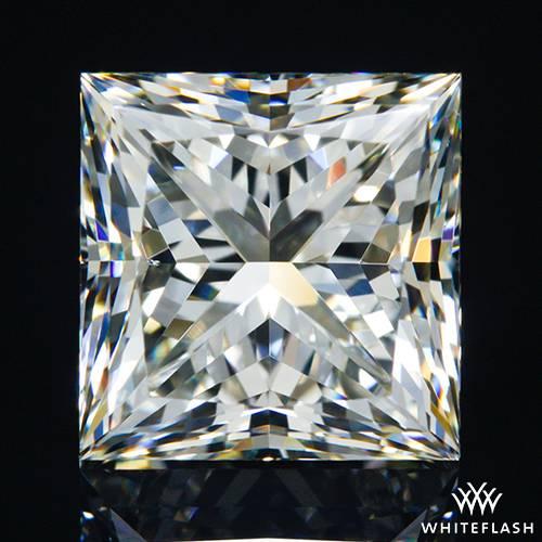 2.005 ct J VS2 A CUT ABOVE® Princess Super Ideal Cut Diamond