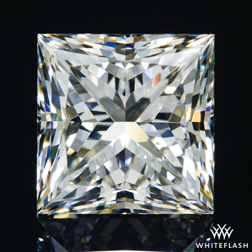 2.005 ct J VS2 A CUT ABOVE® Princess Super Ideal Cut Diamond