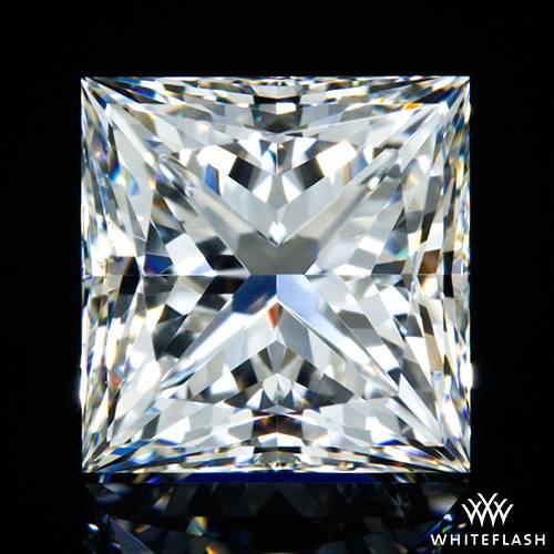 1.032 ct F VS1 A CUT ABOVE® Princess Super Ideal Cut Diamond