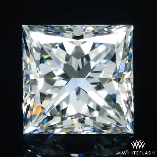 1.028 ct G VS1 A CUT ABOVE® Princess Super Ideal Cut Diamond