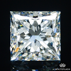 1.028 ct G VS1 A CUT ABOVE® Princess Super Ideal Cut Diamond