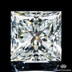 0.91 ct J VS1 A CUT ABOVE® Princess Super Ideal Cut Diamond