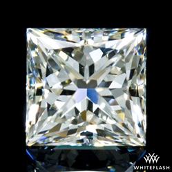 0.526 ct I VS2 A CUT ABOVE® Princess Super Ideal Cut Diamond