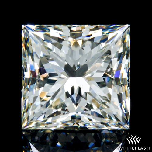1.813 ct J SI1 A CUT ABOVE® Princess Super Ideal Cut Diamond